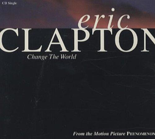 Change the World / Danny Boy by Eric Clapton (1996-07-02) (Eric Danny Clapton Boy)
