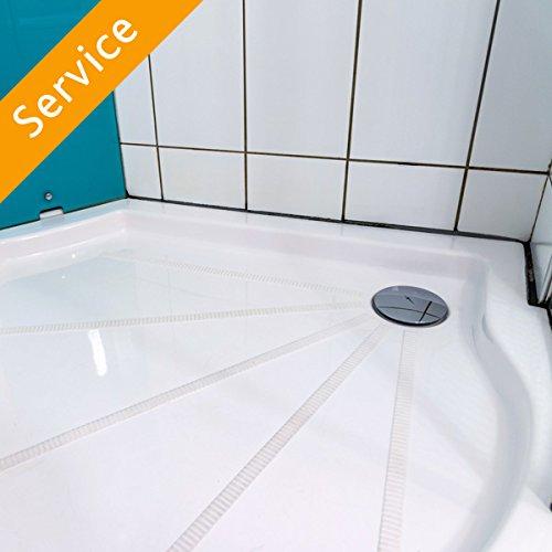 Fiberglass Shower Pan Replacement ()