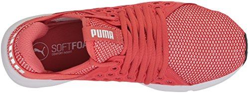 Puma Vrouwen Enzo Nf Wn Sneaker Gekruid Koraal-puma Wit