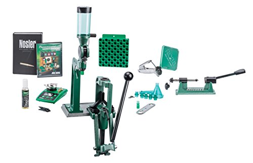 RCBS Rock Chucker Select Reloading Kit, Green by RCBS