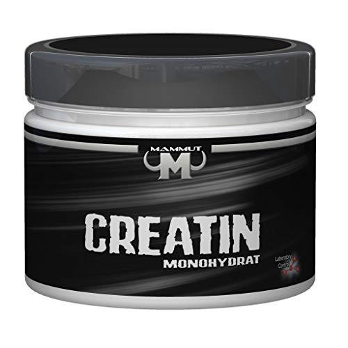 Mammut Creatin Monohydrat, 300g Dose (2er Pack)