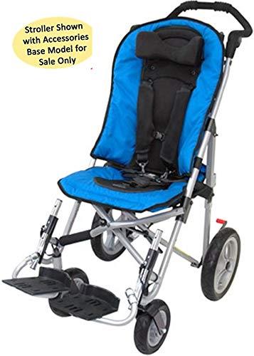 Amazon.com: convaid EZ Rider Silla de ruedas carriola, 12 ...
