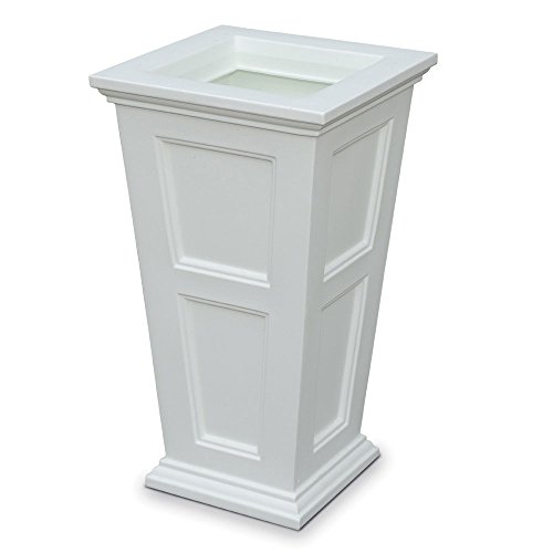 Planter, 16in x 28.5in (White) ()