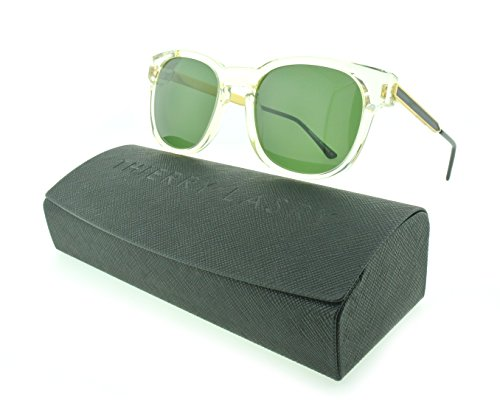 Thierry Lasry Authority Sunglasses Composite Frames (Buff, - Thierry Lasry