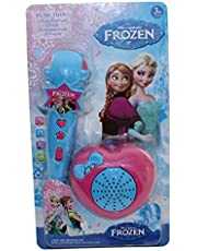 Frozen Microphone and Speaker Toy Set for Girls