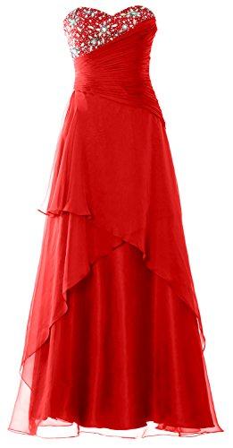 MACloth - Robe - Femme -  rouge - 40
