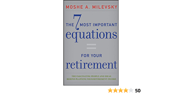 The 7 Most Important Equations For Your Retirement PDF Free Download