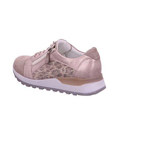 094 à ville pour 364023 Chaussures femme Waldläufer de Beige 310 lacets YWw4qRpE