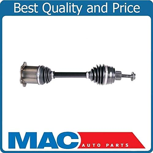 Audi 100 Axle - 100% Torqued Tested New Front Axle for Audi A5 Quattro 2.0L Turbo 12-16 FRONT