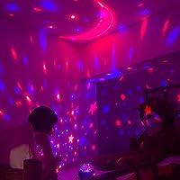 Amazon.com: Proyector de Estrellas Luz de noche, grano de ...