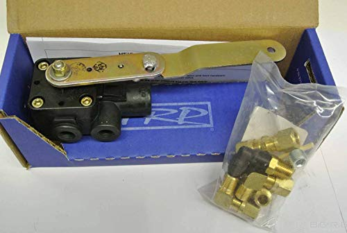 Genuine TRP Paccar HV9990 Suspension Leveling Height Control Valve With Dump For Peterbilt