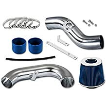 "RL Concepts 3"" Blue Cold Air Intake Induction Kit + Filter For 02-06 Subaru Impreza WRX/STi 2.0L/2.5L Turbo"