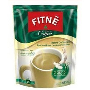 fitne-diet-instant-coffee-mix-with-white-kidney-bean-extract-150g-x3pack-thailand
