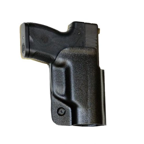 Beretta BU9 Nano Hybrid Concealable Right Hand Holster, Black