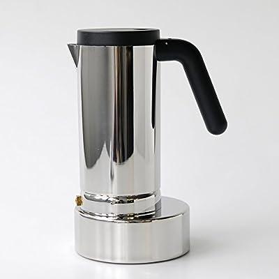 Alessi WA07/6 Coffee.IT - Cafetera espresso para inducción (acero ...
