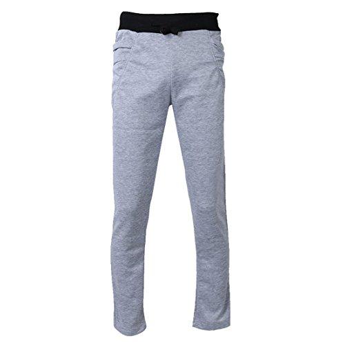Harem Taglia r Baggy Uomo casual Jogger Danza Grigio L Sportivo Sodial Chiaro Sportivi Abbigliamento Pantaloni gzqOCCw