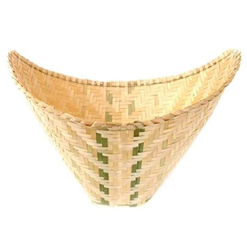 Sticky Rice Bamboo Steamer Basket (HUAD) Kitchen Cookware Tool