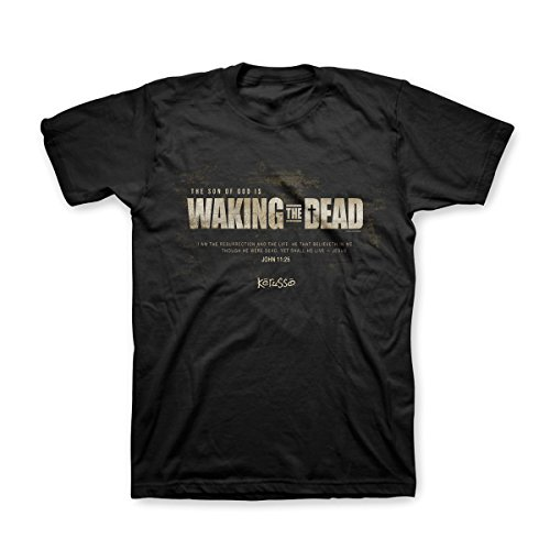 Waking The Dead T-Shirt, Black, XL