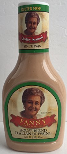 Price comparison product image Fanny Mencoboni's House Blend Italian Dressing