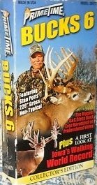 Primetime Bucks 6 Collector's Edition [VHS] (Time Prime Bucks)