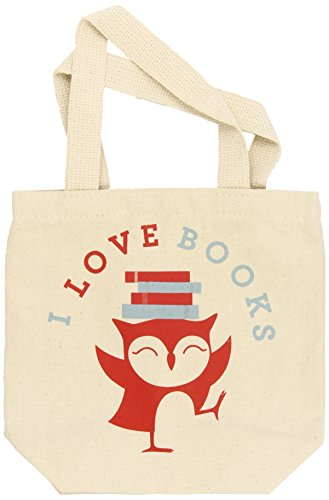 I Love Books Little Lit Tote