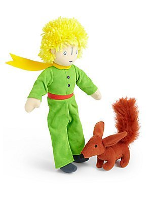 (YOTTOY The Little Prince with Fox Soft Toy)