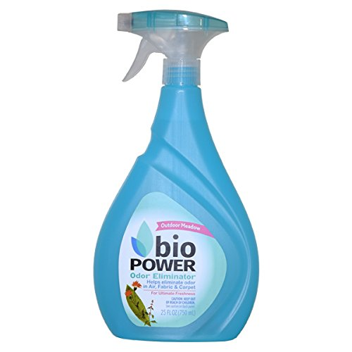 Bio Power Oder Eliminator Outdoor Meadows 25oz , Case of 48 by DollarItemDirect