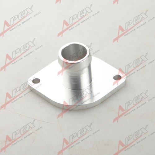 FidgetGear 3/4 19mm BOV Dump Valve Aluminum Adapter Flange for Greddy Type RS BOVS