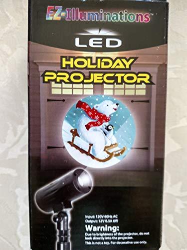 Led Lighted Polar Bear in US - 9