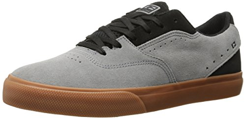 GLOBE Skateboard Shoes The Sabbath Mid Grey/Black Size 7.5