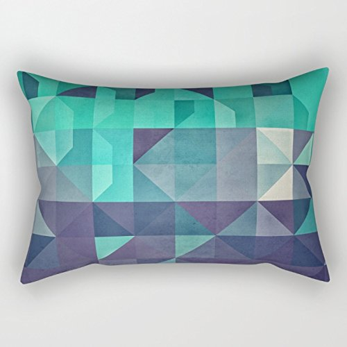Bestseason 20 X 30 Inches / 50 By 75 Cm Geometry Pillow Covers,two Sides Is Fit For Son,dance Room,festival,monther,pub,valentine