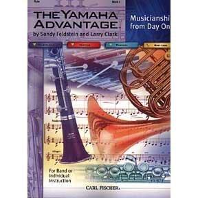 The Yamaha Advantage: Flute - Book ()