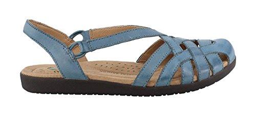 Earth Origins Nellie Womens Sandal 8 5 C D Us Blue