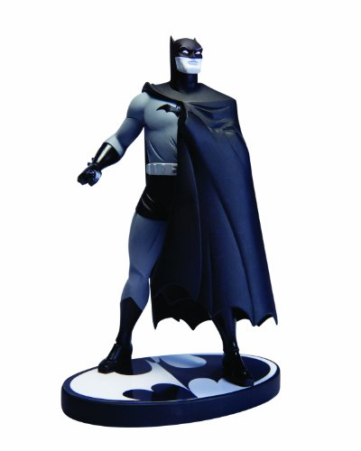 DC Direct Batman Black & White: Batman Statue by Darwyn Cooke