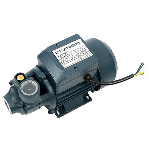 0.5 Hp Centrifugal Pump - 3
