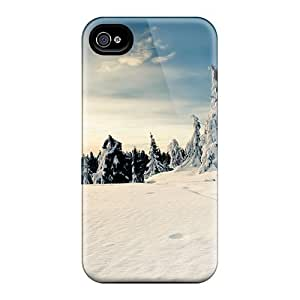 CaroleSignorile Fashion Protective Snow Forest Cases Covers For Iphone 6