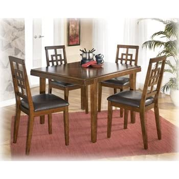 Signature Design By Ashley Furniture D295 225 Cimeran Dining Room Table Set  With One Dining