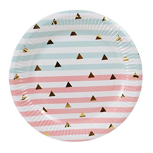 Triangle Plate - 6