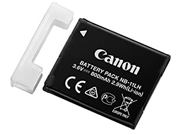 Amazon.com: Canon Battery Pack NB-11LH: Camera & Photo