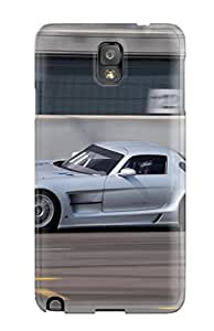 Durable Mercedes Sls Amg 25 Back Case/cover For Galaxy Note 3