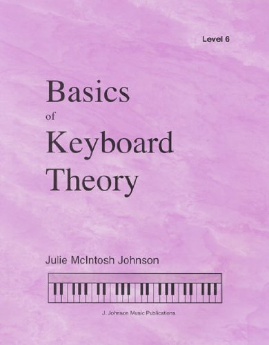 Download BKT6 - Basics of Keyboard Theory - Level 6 ebook