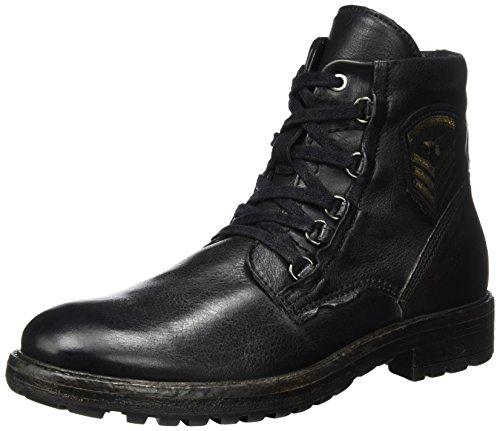 Men's cacao 0001 Nero Mjus Rangers 377201 0001 0401 nero Boots RU1n6qSnw