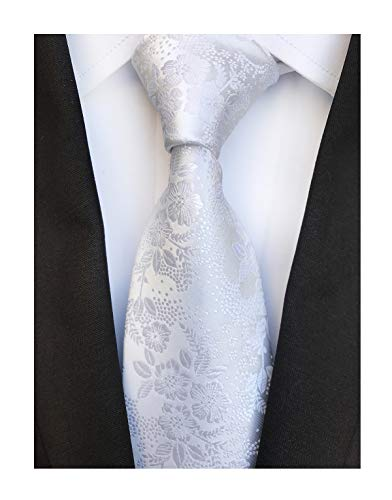 Men's Accessories Cavenagh Of London 100% Silk Mens Blue Geometric Wide Fit Tie Clothes, Shoes & Accessories