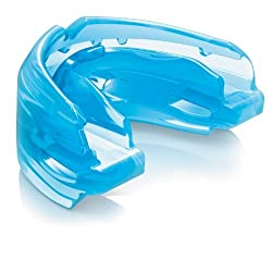 Shock Doctor Double Braces Strapless Mouthguard from Shock Doctor