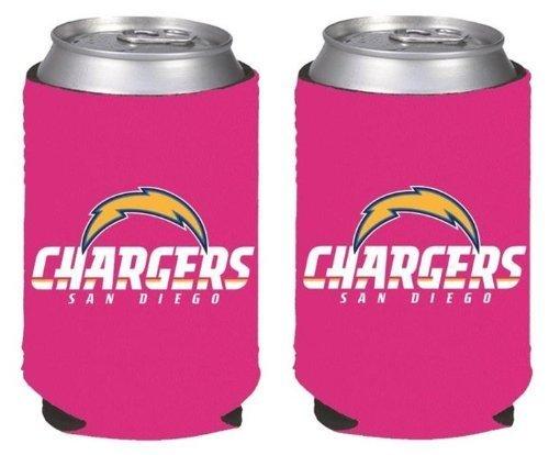 NFL Football Womens Hot Pink Can Kaddy