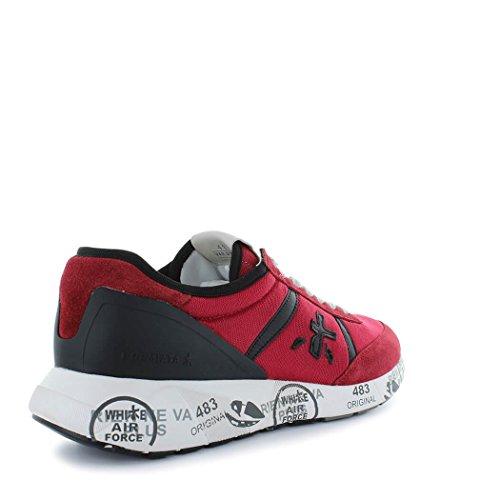 Chaussures 2018 Noir Baskets Femme Printemps Rouge 2907 PREMIATA Hanzo Été AnBdW4qwA