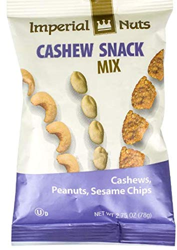 Imperial Mix - Imperial Nuts Cashew Snack Mix (3 Pack)