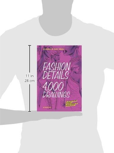 fashion details 4000 drawings pdf
