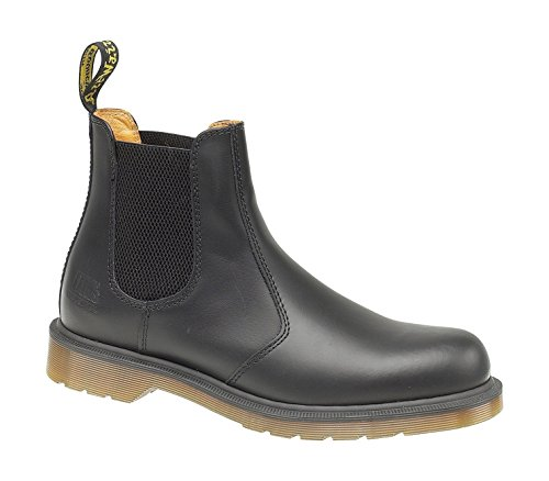 Dr. Martens dr slipon leather lined mens shoes