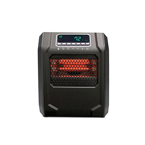 Lifesmart Zcht1001us Zone Series 4 Element Infrared Heater